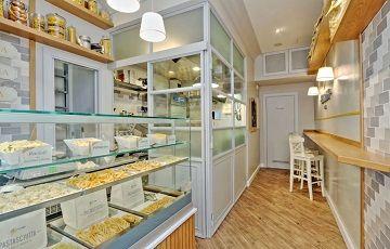 Pastasciutta, кафе в Италии