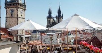 Рестораны в Праге, Чехия