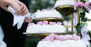 Где делают лучшие свадебные торты в Москве
