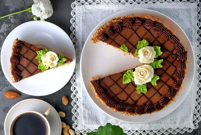 Киевский торт в московских кондитерских