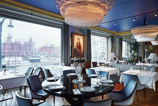 Дорогие рестораны , Россия
