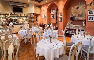 Итальянец, ресторан итальянской кухни