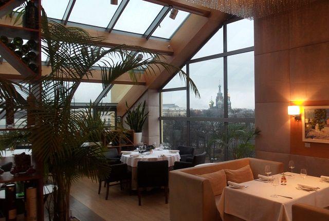 Рестораны итальянской кухни в Санкт-петербурге