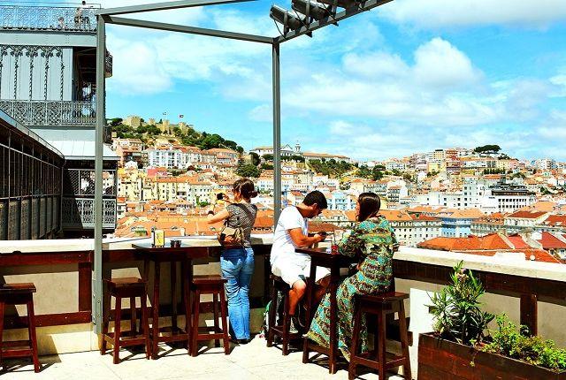 Где недорого покушать в Лиссабоне