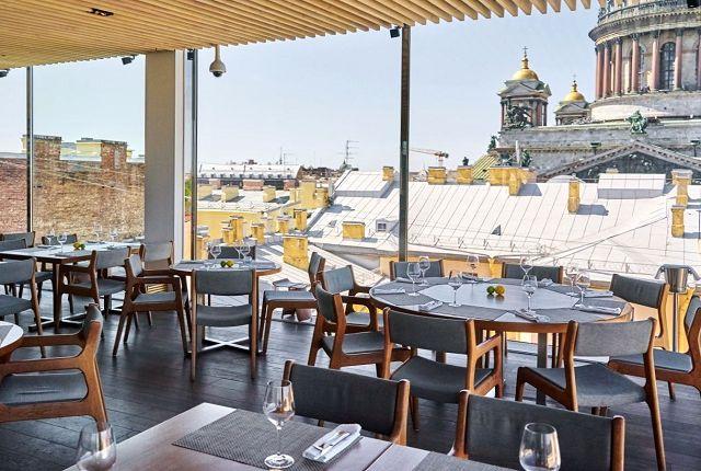 9 самых необычных ресторанов и кафе Санкт-Петербурга