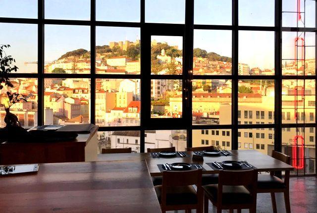 Рестораны в Лиссабоне, Португалия