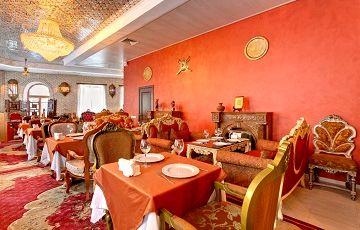 Ресторан Тадж Махал в Москве