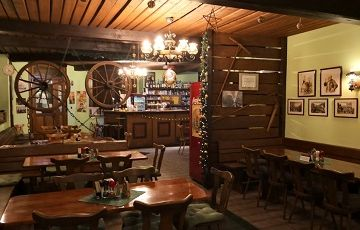 Velkopopovicka pub