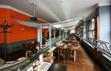 Vytopna Railway Restaurant