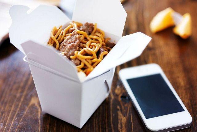 Китайская еда с доставкой в Санкт-Петербурге