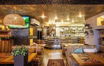 Ресторан Хачапури, фото