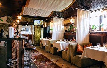 Ресторан Мацони, фото