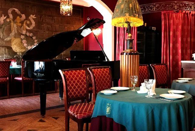 Рестораны Санкт-Петербурга с живой музыкой