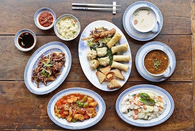 Корейские блюда в Москве с доставкой