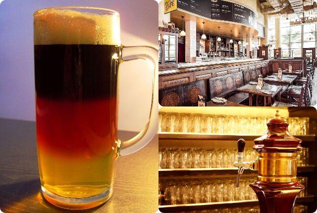 Немецкие пивные рестораны