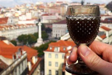 Алкогольные напитки Португалии
