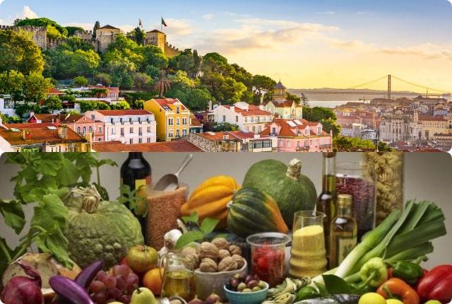 Еда в Португалии, цены