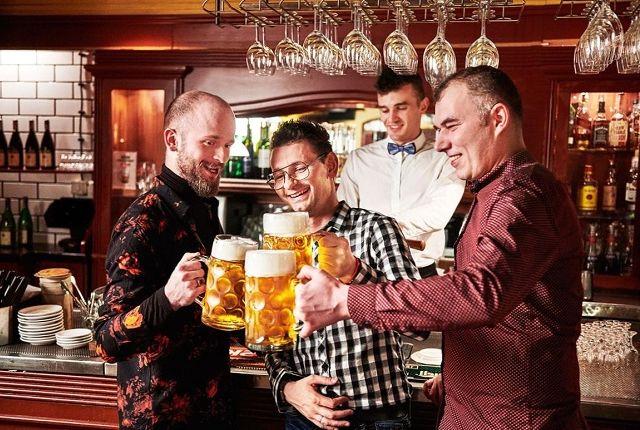 Чешские пивные рестораны в Москве, фото