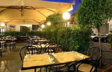 Ресторан All'Antico Ristoro di Cambi