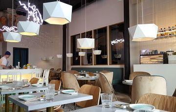 Cevicheria, ресторан морепродуктов