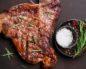 Флорентийский стейк, фото
