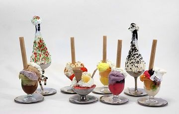 Мороженое в Giolitti