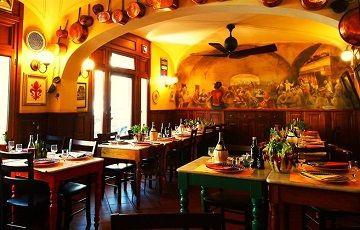 Ресторан Perseus