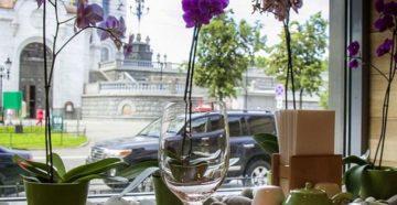 Лучшие японские рестораны Москвы, фото