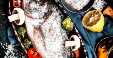 Рыбные рестораны Спб, фото