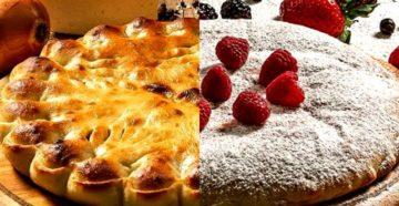 Традиции Осетии, пироги