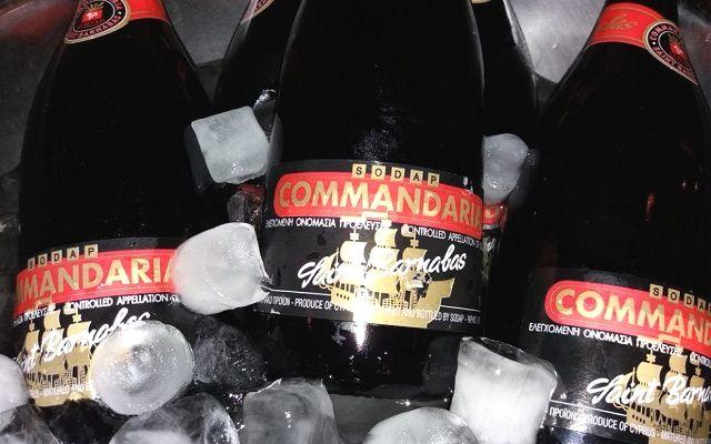 Вино Командария, фото