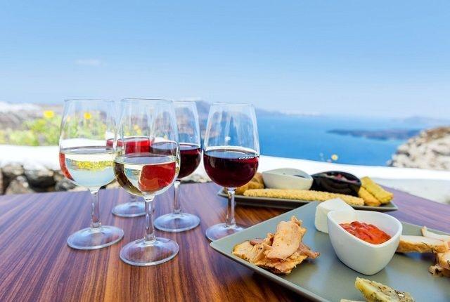 Кипрское вино, фото