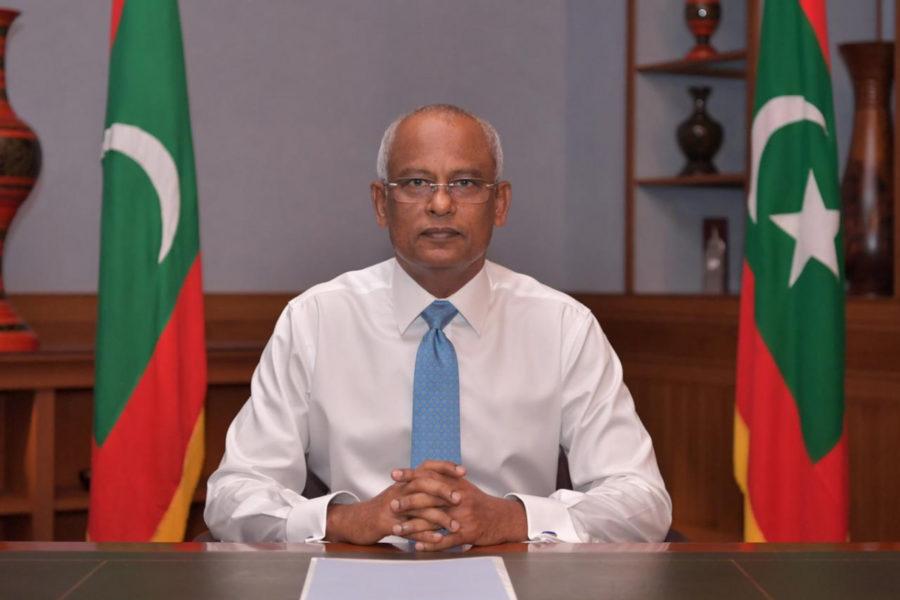 Мальдивы открываются для туристов президент